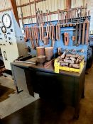Work Bench with Tooling