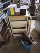 Lot of 3: Multi-Drawer Cabinets with Contents
