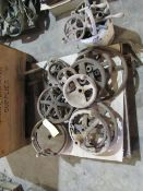 Lot: Hand Wheels - Assorted Sizes