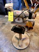 Dayton Model 27341L Double End Pedestal Grinder