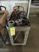 Lot of Tooling: Ring Gauges & Cutters