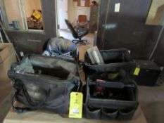 Lot: Tool Totes with Contents