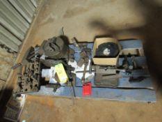 Lot: Mill Accessories
