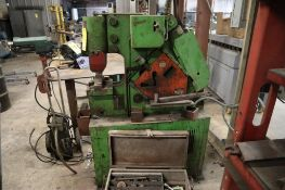 Mubea HIW 50 Hydraulic Ironworker