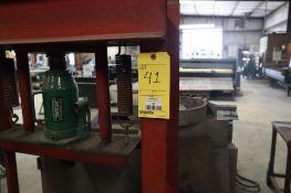20 Ton Red Shop Press