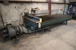 Lockformer Vulcan 1000B Plasma Table