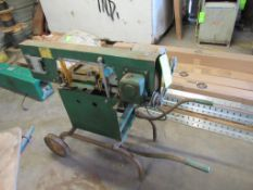 Greenlee Model 1346 4 Way Horizontal Bandsaw