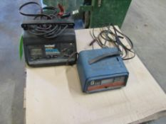 Lot of 2: Battery Chargers