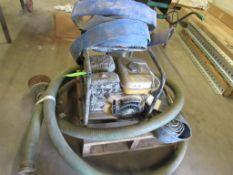4.5 HP Robin Subaru Model EX13 Gasoline Engine