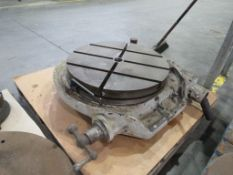 """24"""" Rotary Table"""