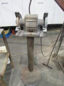"""6"""" Craftsman Double End Grinder on Pedestal, Model 152.211060"""