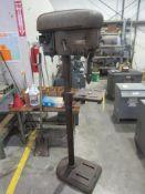 Delta Rockwell Pedestal Drill Press, S/N 1257926
