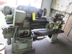 "13"" x 30"" Holbrook Manual Engine Lathe"