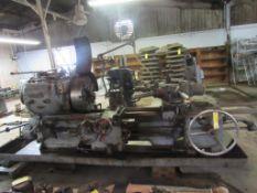Warner & Swasey 3A Turret Lathe