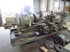 Jones and Lamson No. 5-3 Ram Type Turret lathe
