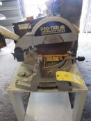 """12"""" Pro-Tech Model CS7212 Table Top Compound Miter Saw"""