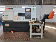 2007 Mazak QTN 250-II Slant Bed CNC Lathe
