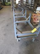 Material Transport Cart on Casters