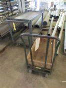 Lot of 2: Shop Carts