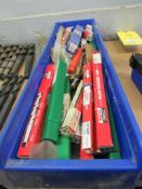 Lot: High Speed Steel Drills, in original boxes