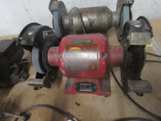 Northern Industrial Double End Grinder