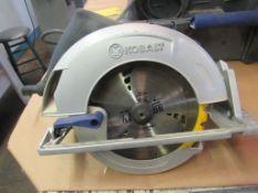 "7-1/4"" Kobalt Circular Saw"