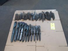 Lot: Drills - assorted sizes