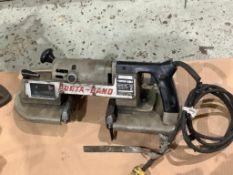 Porter-Cable Model 725 Extra Heavy Duty Porta-Band Portable Bandsaw