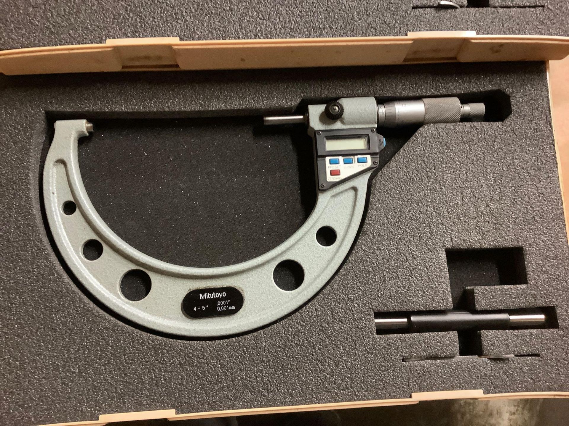 Lot of 3 Mitutoyo Micrometer Sets - Assorted sizes - Image 2 of 5