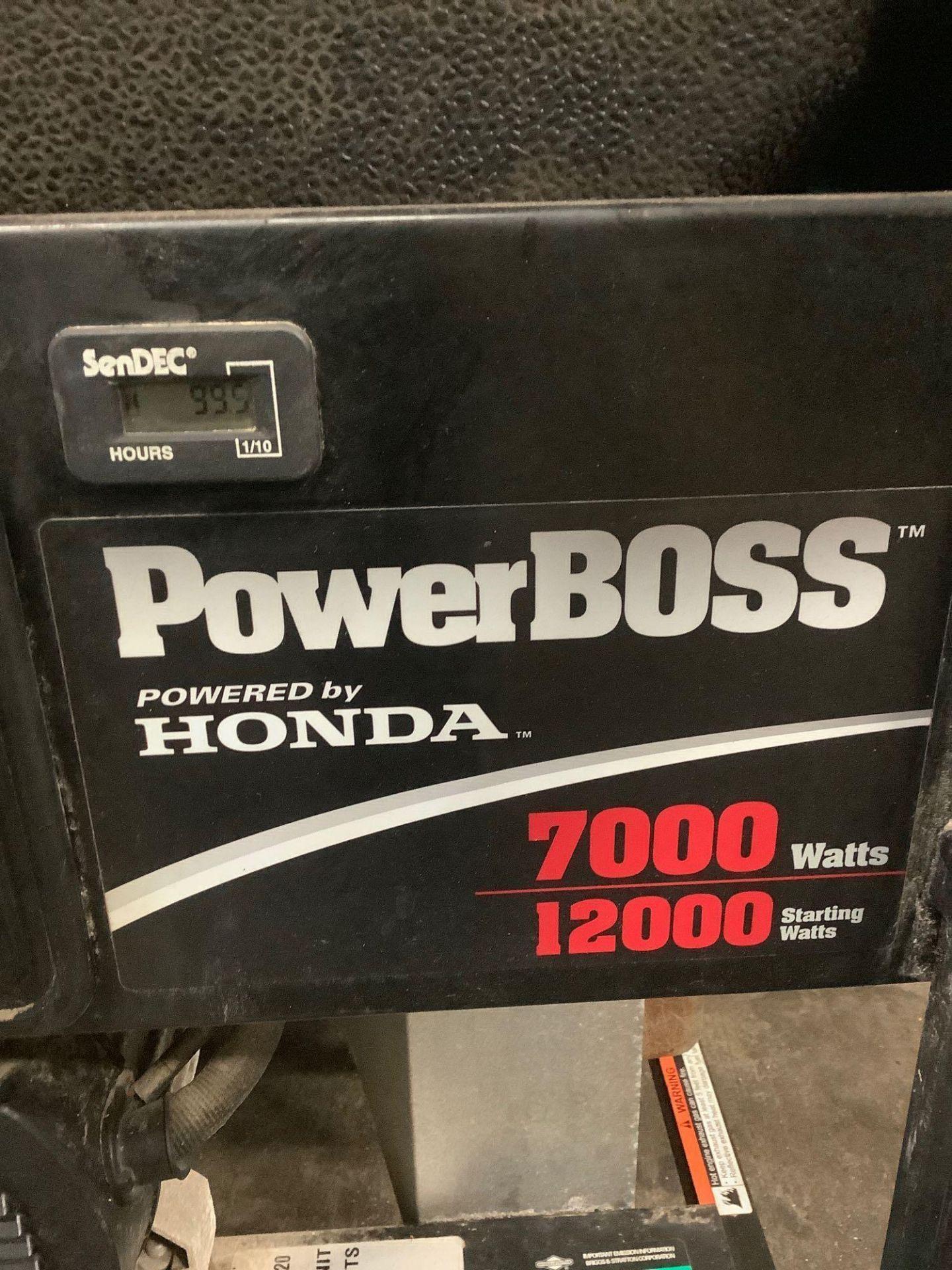 Power Boss Generator Model F030220 - Image 3 of 3