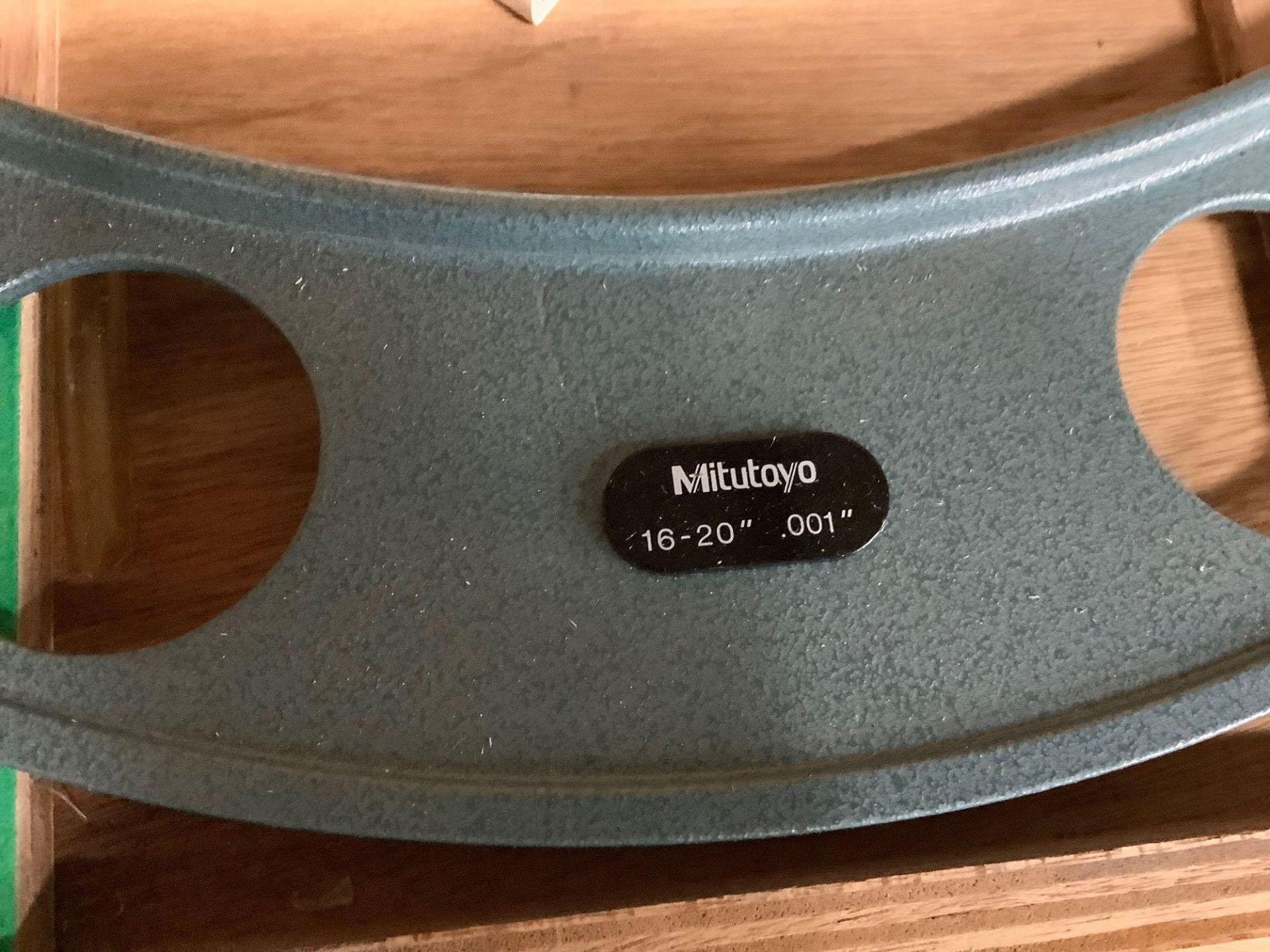 "Mitutoyo OD Micrometer 16-20"" - Image 2 of 4"