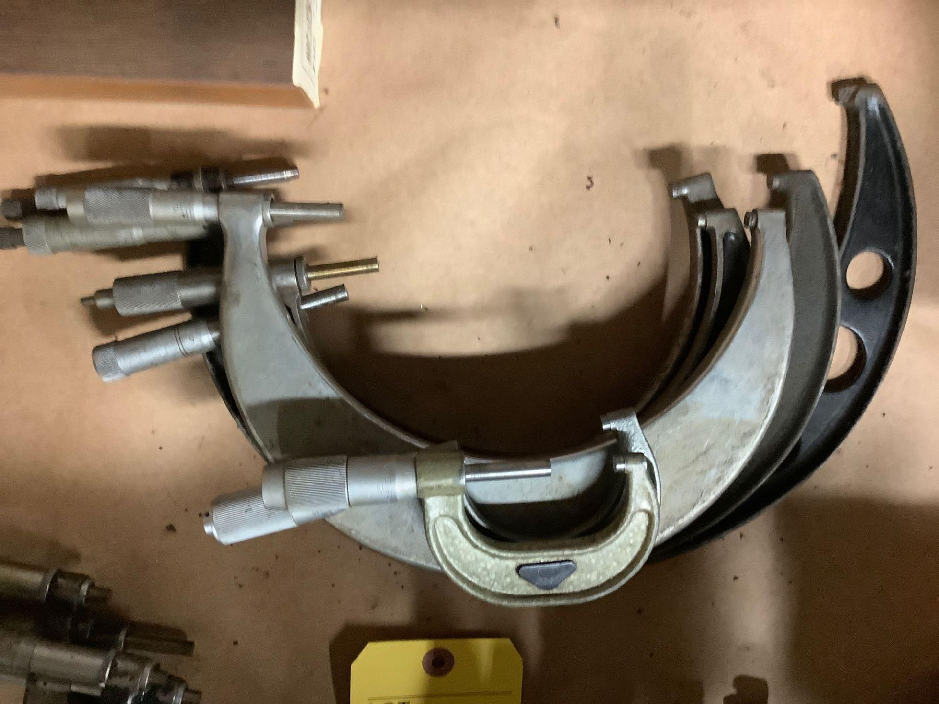 Lot of OD Micrometers, Assorted Brands and Sizes - Image 2 of 3