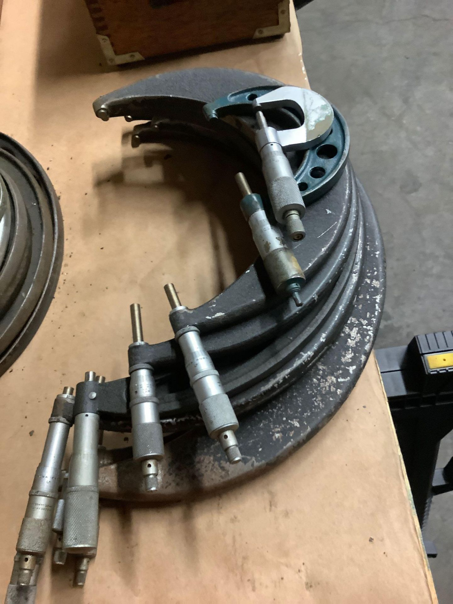 Lot of OD Micrometers, Assorted Brands and Sizes - Image 3 of 3