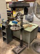 Jet Model JDP-17MF Floor Type Drill Press