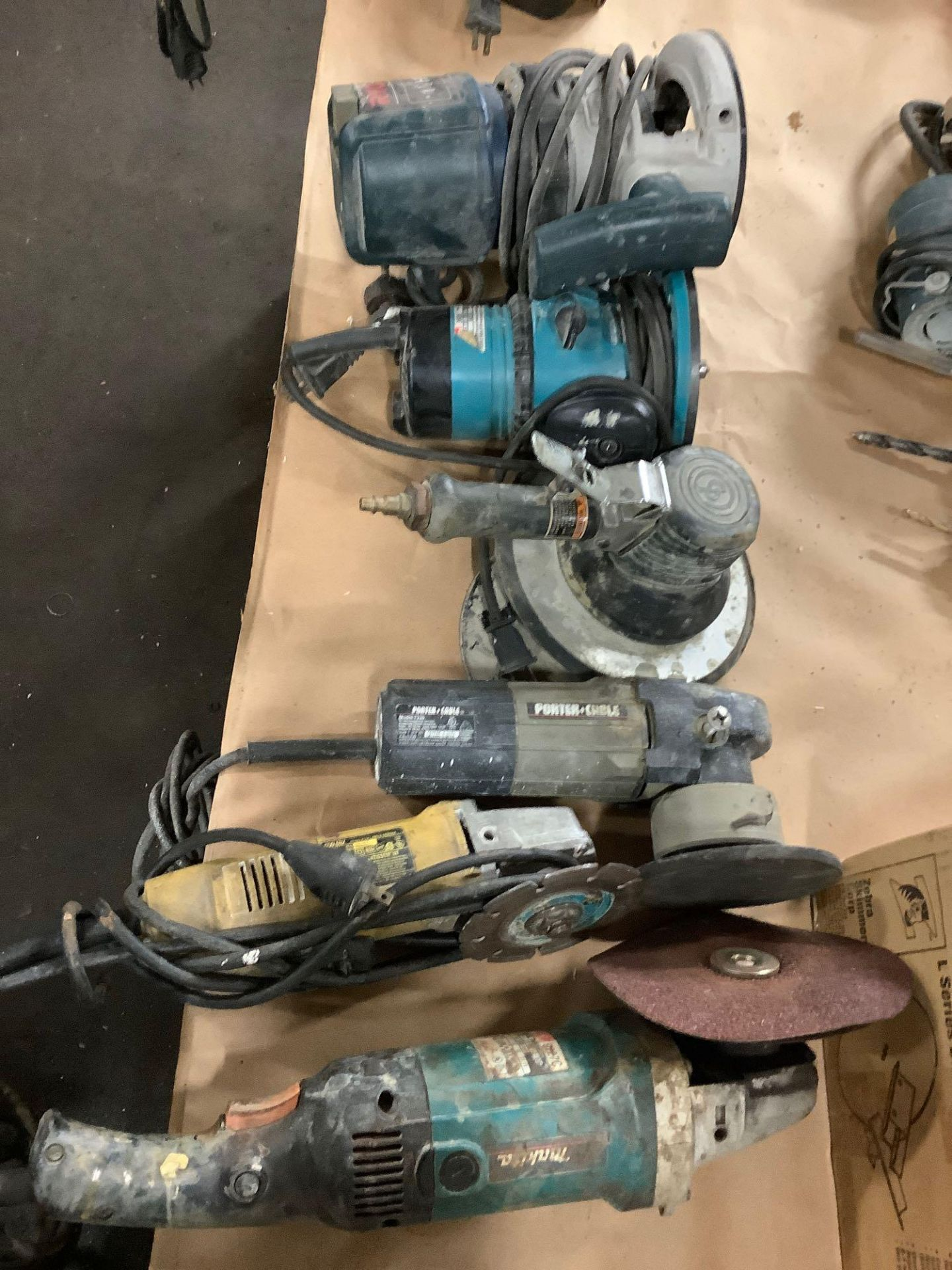 Lot of 6 Hand Tools