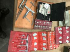 Lot of 7 Quality Control Items