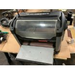 CarveWright Table Top Programmable Carver with Feed-thru Bed