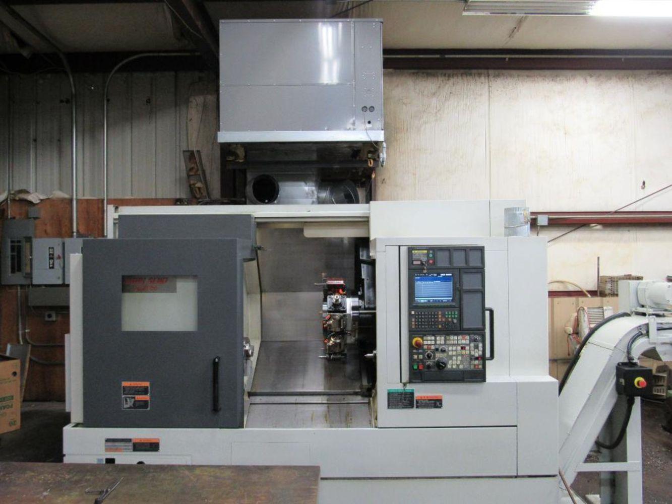 Multi-Axis Mori Seiki CNC Lathes / Milling and Machine Shop Assets - Medearis Machine