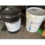 Lubricants: (1) 5 gallon Phillips 66 Megaflow AW Hydraulic Oil 32, (1) Perlube WL-68-D by DuBois