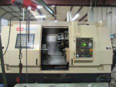Yang Model ML-60A CNC Slant Bed Lathe