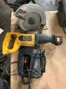Lot of 3 Hand Saws