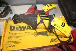DEWALT MODEL DW303 RECIPROCATING SAW