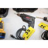 "SKIL MODEL 6125 3/8"" ELECTRIC DRILL"