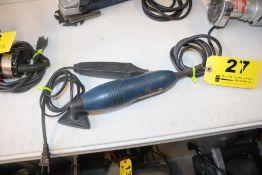 RYOBI DETAIL SANDER, MODEL DS-1000 & CRAFTSMAN ENGRAVER