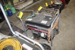 STORM RESPONDER 8,250 WATT GAS POWERED GENERATOR WITH BRIGGS & STRATTON 342CC ENGINE