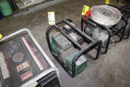 COLEMAN MODEL 153212 POWERMATE GAS POWERED GENERATOR WITH BRIGGS & STRATTON ENGINE