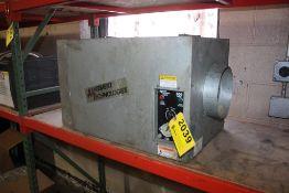 ABATEMENT TECHNOLOGIES MODEL H500V AIR SCRUBBER