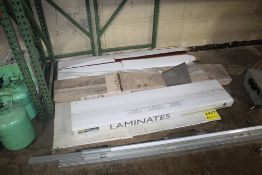 ASSORTED LAMINATE FLOORING ON SKID