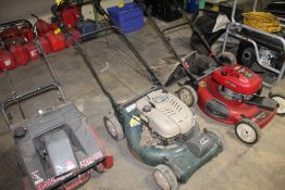 """CRAFTMAN 21"""" FRONT DRIVE SELF PROPELLED GAS PUSH MOWER, WITH 7 HP ENGINE"""