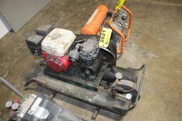 SPEEDAIRE TWIN TANK PORTABLE GAS POWERED AIR COMPRESSOR WITH HONDA ENGINE